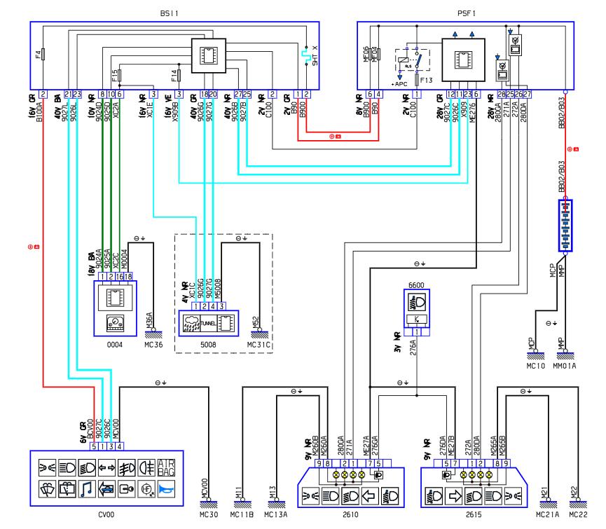 Schema Electrique Megane 2 Pdf