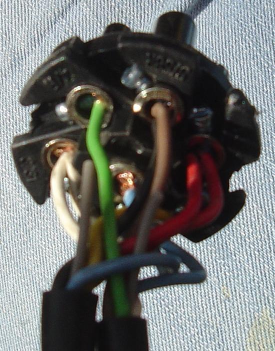 Prise remorque branchement prise remorque 7 et 13 plots - Branchement prise electrique couleur fil ...