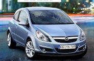Changer ampoules sur Opel Corsa D (Phares avant).