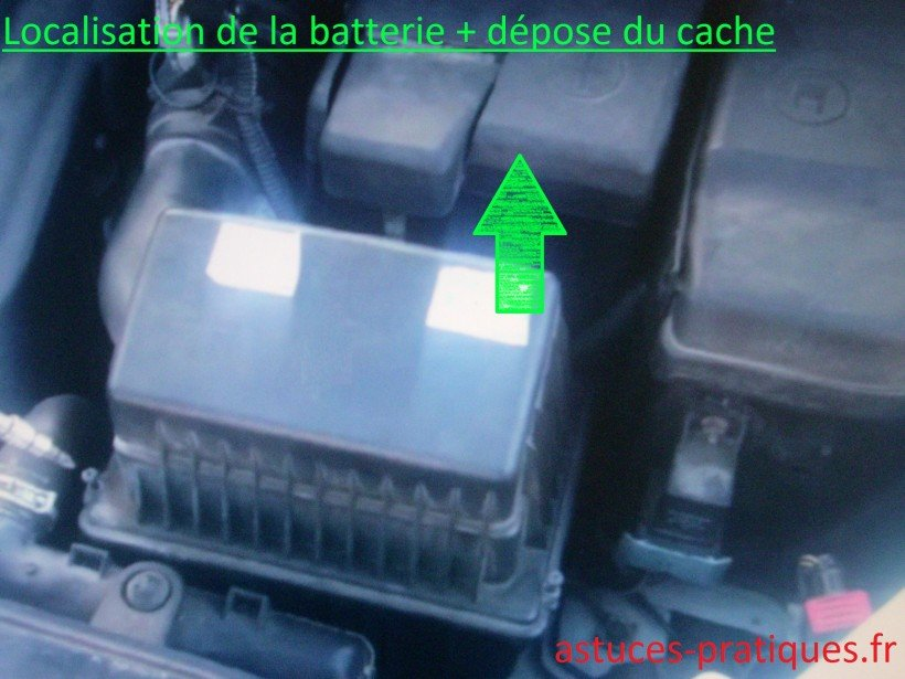 Localisation batterie
