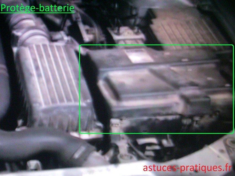 Protège-batterie