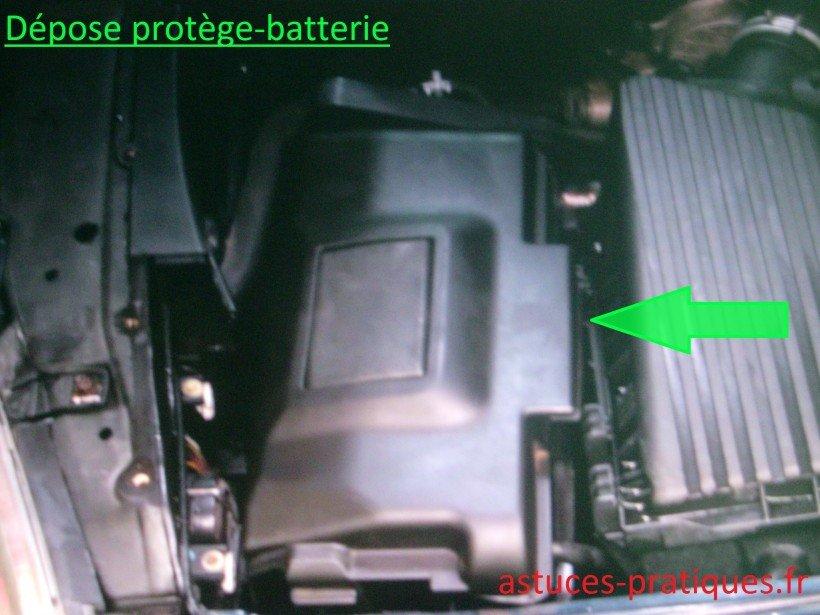 Protection de batterie