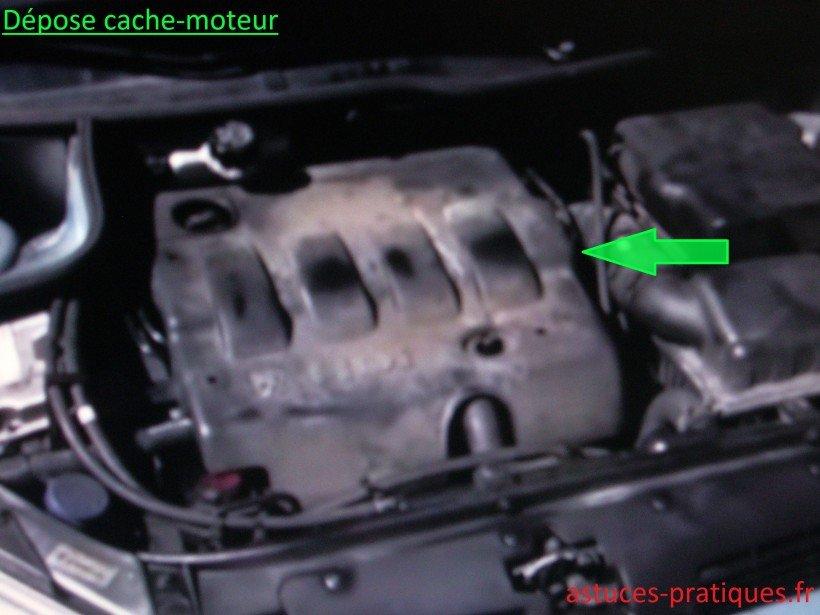 Cache-moteur