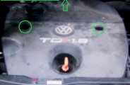Changer bougies de préchauffage sur Golf 4 TDI