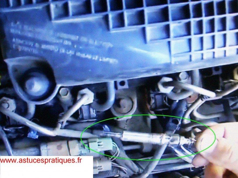 changer bougies de pr 233 chauffage sur logan 1 5 dci