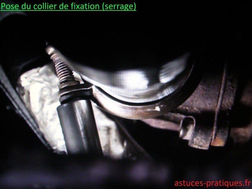 Collier de fixation (serrage)