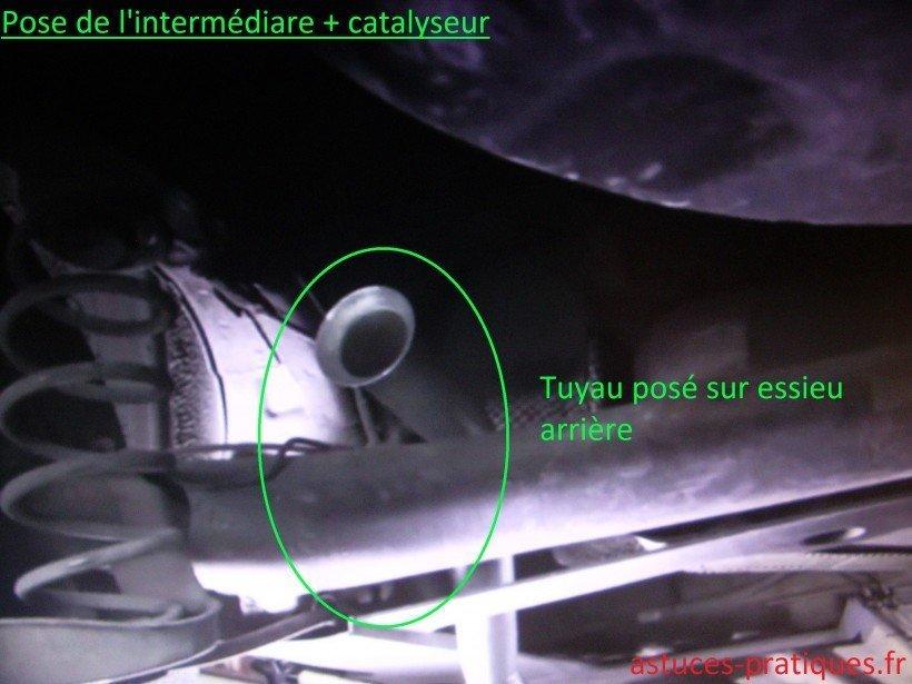 Intermédiaire + catalyseur