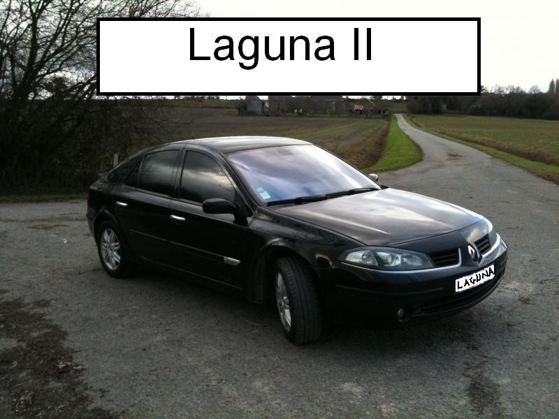 Renault Laguna 2 freins arrière