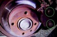 Changer disques et plaquettes de freins arrière sur Xantia