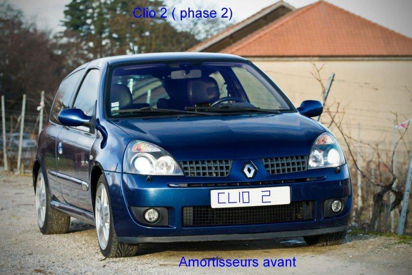 Changer Les Amortisseurs Avant Sur Clio 2 Ph 2 Astuces
