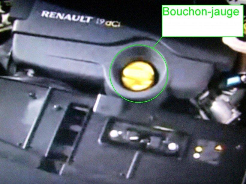 Bouchon-jauge
