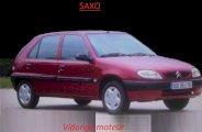 Faire une vidange moteur sur Saxo (essence)