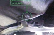 Faire une vidange moteur sur ZX (essence)