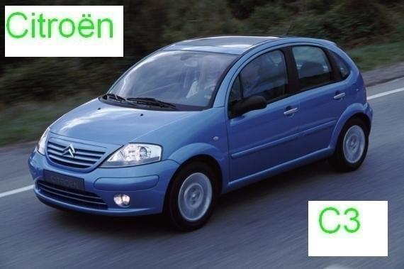 Flexibles de freins arrière sur C3
