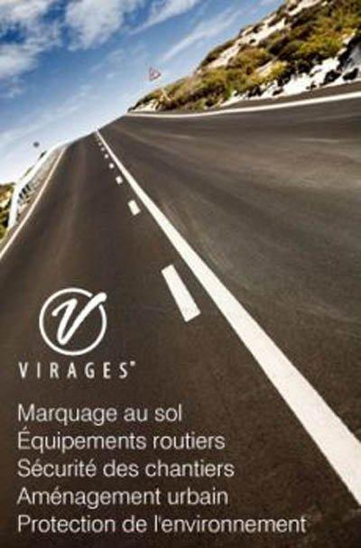 virages signalisation routiere