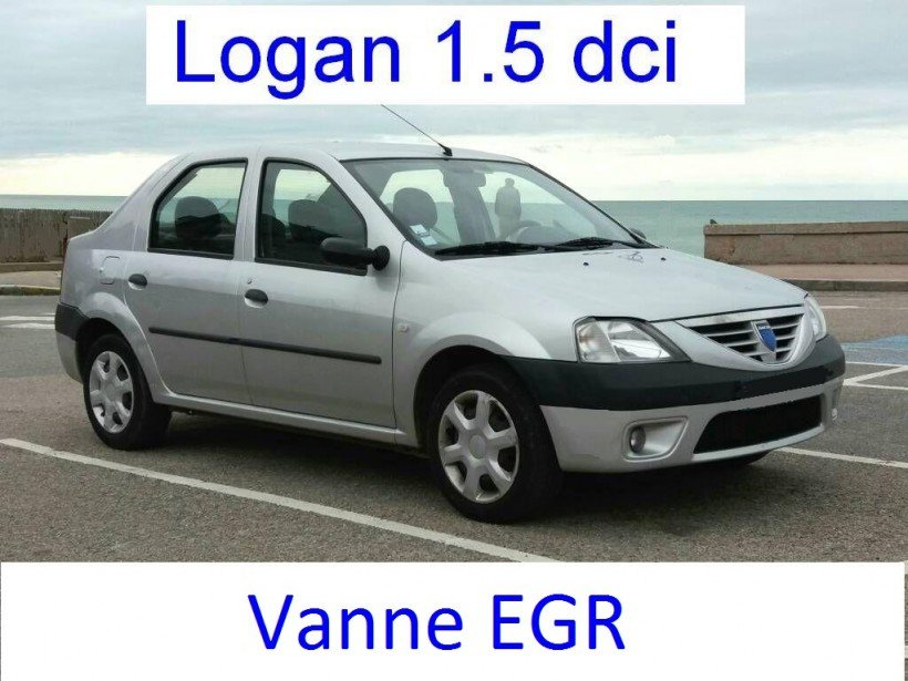 Nettoyage vanne EGR Logan 1.5dci