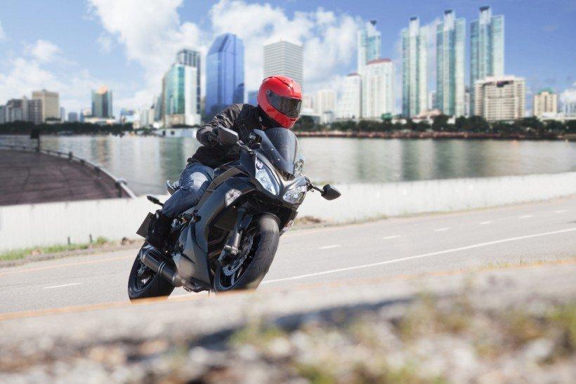 pilote moto