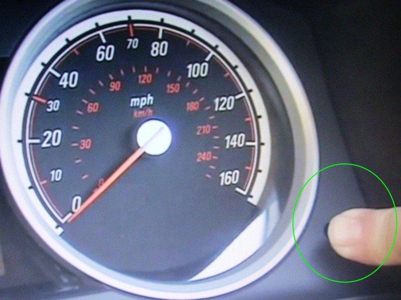 Remise à zéro compteur vidange sur Opel Astra