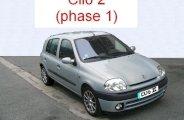 Remplacement phares avant sur Clio 2 phase 1.