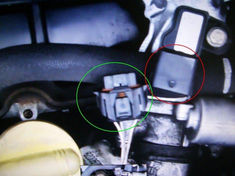 remplacer capteur de pression de suralimentation du turbo