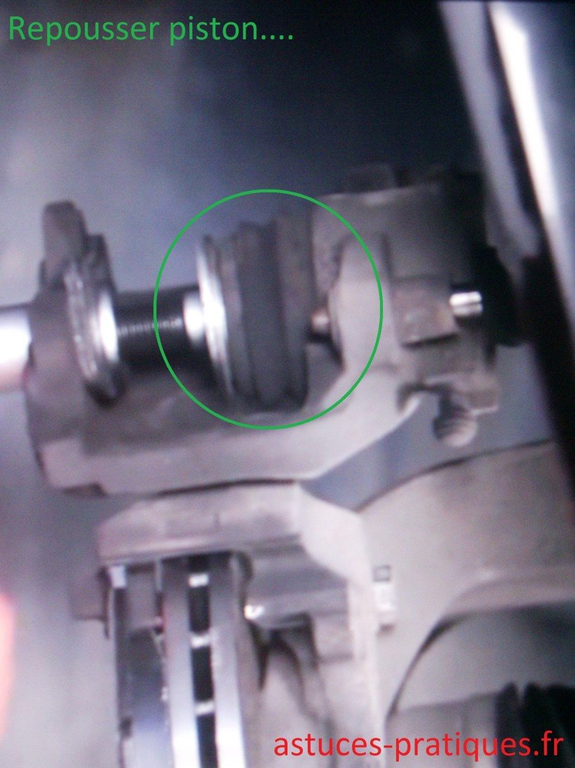 Repousse-piston
