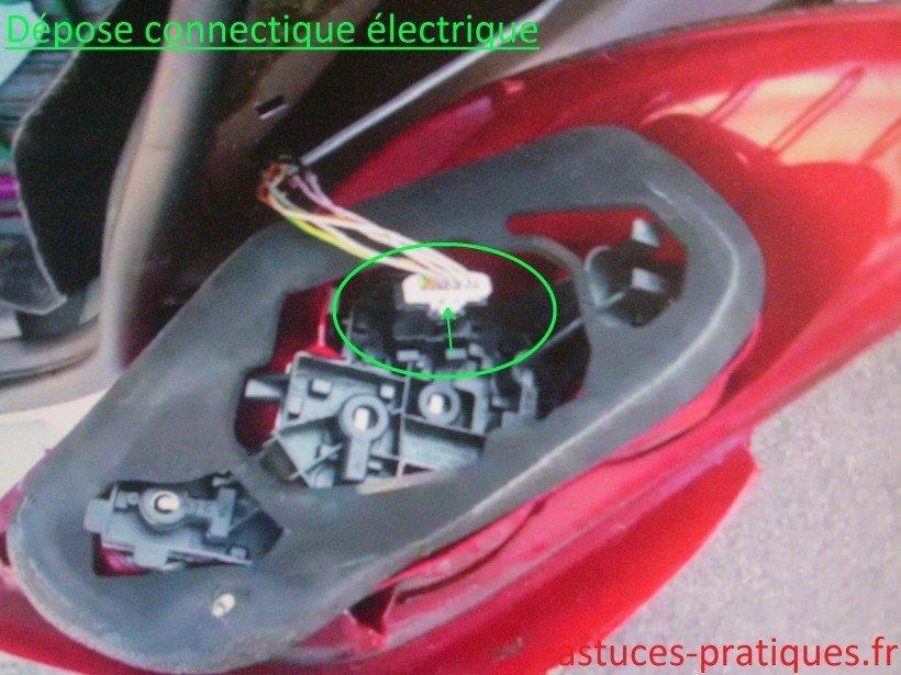 Connectique électrique