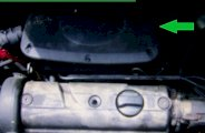Remplacer filtre à air sur Golf 3