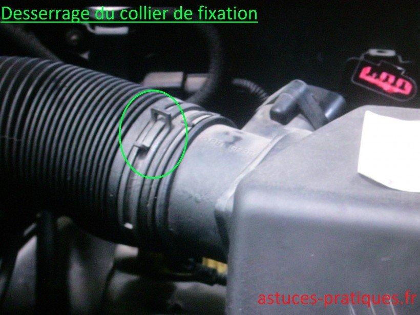 Collier de fixation