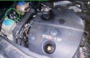Remplacer filtre à carburant sur Golf 4 TDI