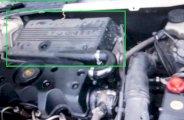 Remplacer le filtre à air sur 106 (Diesel)