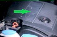 Remplacer le filtre à air sur Golf 5