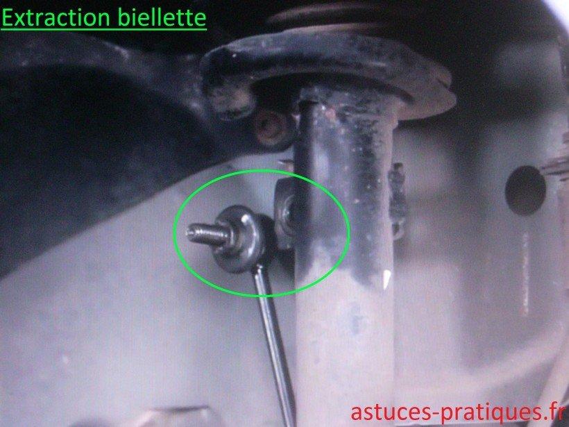 Extraction biellette