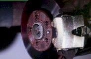Remplacer les roulements de roue avant sur Golf 4