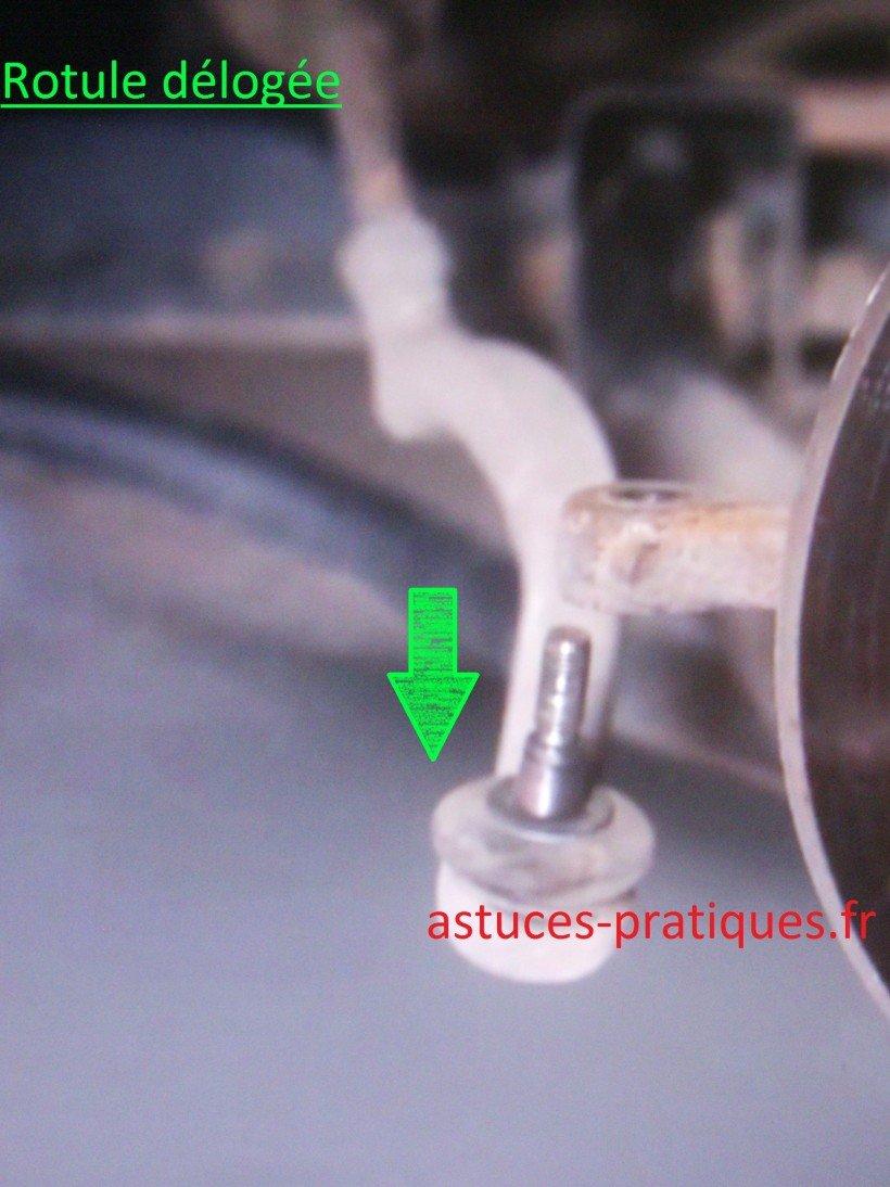 Rotule déposée