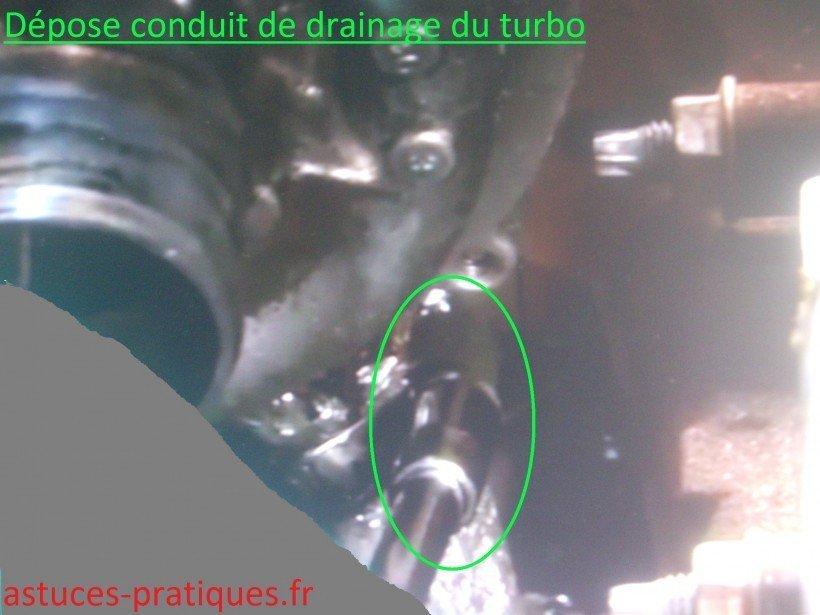 Conduit de drainage