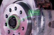 Remplacer une rotule de suspension sur Golf 5