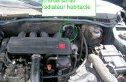 Shuntage radiateur habitacle sur zx 1.9d