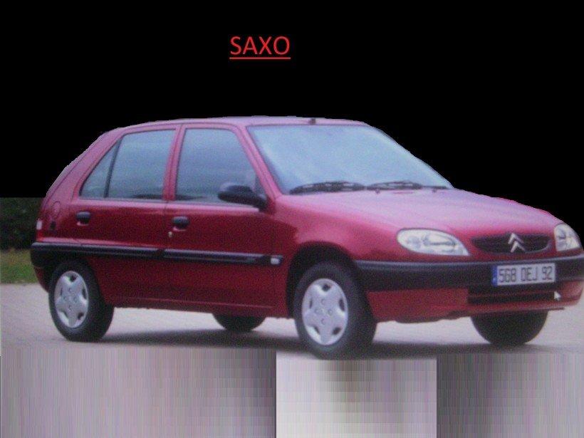 Tambour de frein + cylindre de roue sur Saxo