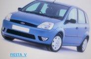 Tambours sur Fiesta V (remplacement des garnitures de frein + cylindre de roue)