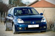 Triangles de suspensions sur Clio 2
