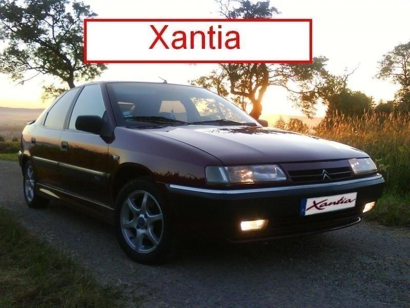 Présentation Xantia...