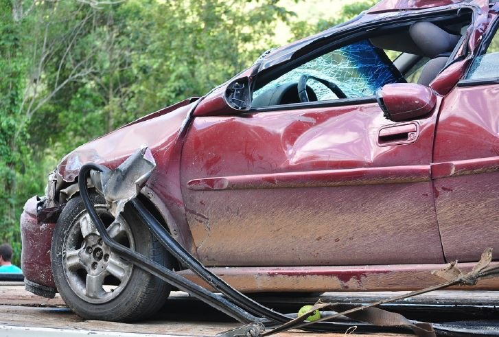 vendre voiture accidentee
