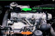 Vidange moteur sur Audi A3