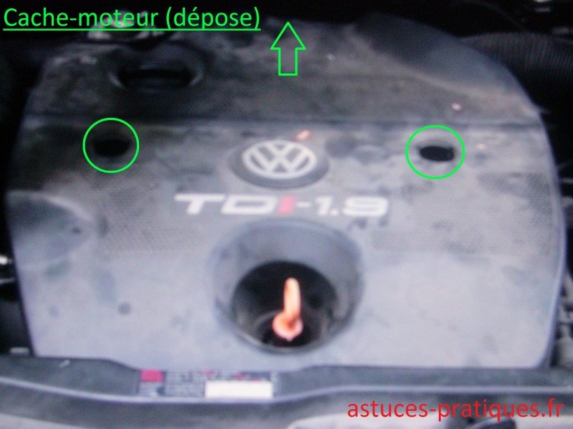 vidange moteur sur golf 4 diesel astuces pratiques. Black Bedroom Furniture Sets. Home Design Ideas