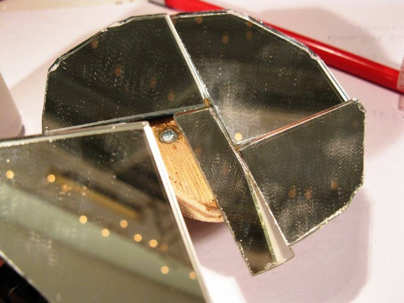 miroir colle bois superglu
