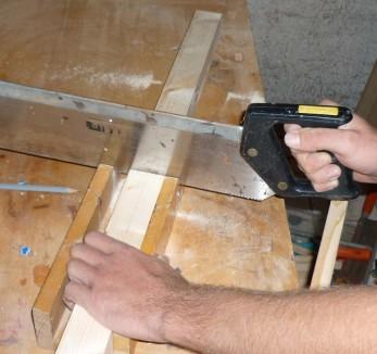 fabriquer une table basse en bois 1