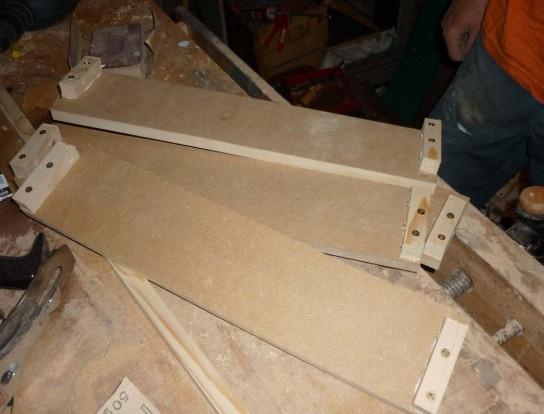 Fabriquer une table basse en bois astuces pratiques - Fabriquer une table en bois ...