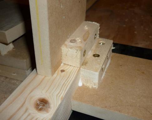 Fabriquer une table basse en bois - Fabriquer une table en bois ...