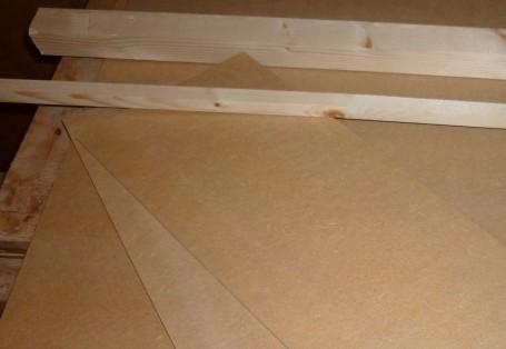 fabriquer une table basse en bois 0