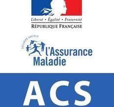 Aide à l'acquisition d'une couverture maladie complémentaire (ACS)